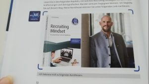"Buchrezension ""Recruiting Mindset"""